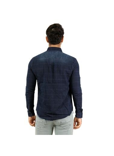 Phazz Brand Gömlek Mavi